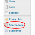 Sharaholic Social Media Sharing WordPress Plugin