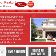 Denver Real Estate Website with IDX