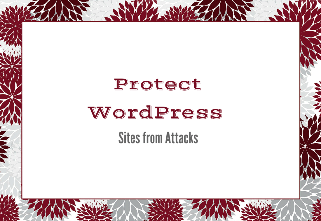 protect wordpress