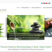 Denver Website Design for Local Acupuncturist