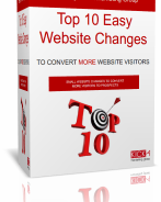 Top 10 Easy Website Changes to Convert Visitors