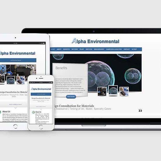 IVF lab company wordpress website