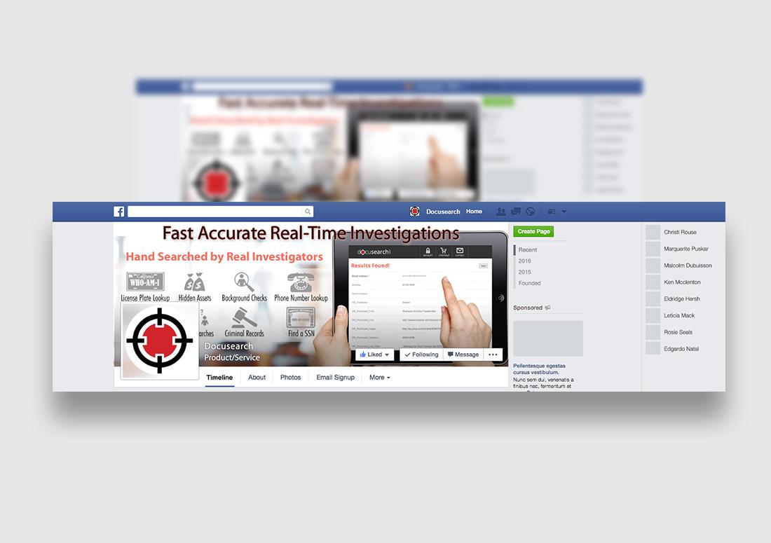facebook design investigative firm