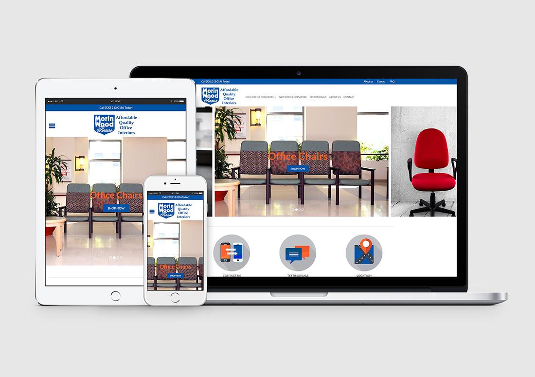 denver office used furniture web design