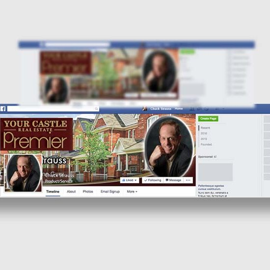 social media graphics for Realtor