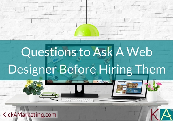 ask a web designer these questions