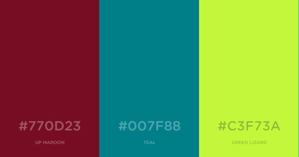 create color website palette