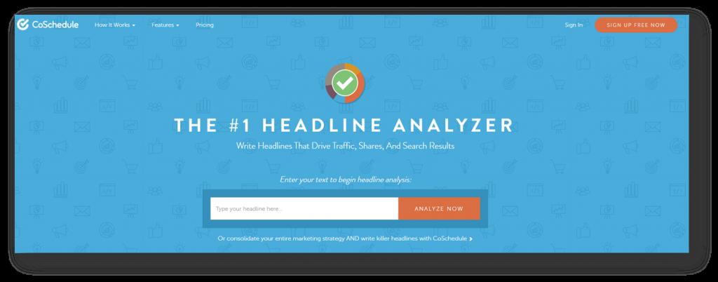 analyze headlines